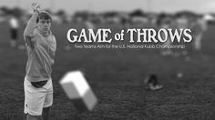 Game of Throws: Two Teams Aim for the U.S. National Kubb Championship. In 2013, all eyes were on the two former national champions as they p...