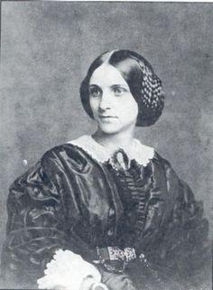 Sarah Turnbull-Bowman, daughter of Martha and Daniel Turnbull Rosedown Plantation, LA