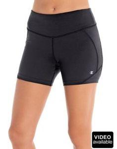 Champion Shape Womens Bike Shorts