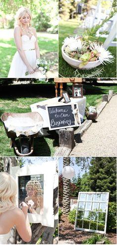 love the sign. So cute.