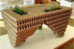 Reducir, Reutilizar y Reciclar Cartones de Huevos eco idea, menuda idea