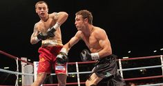 Kevin Mitchell warns Tommy Coyle ahead of his clash with Michael Katsidis