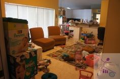 Play Room--Before