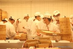 Another Taiwan story by me - Din Tai Fung (the original in Taipei)