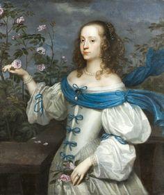 1600s, 17th centuri, centuri fashion, abraham van, artsi ladi
