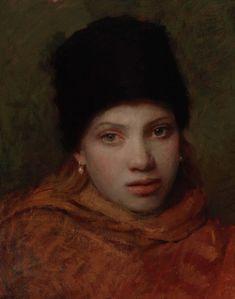 ART ~ WOMEN (W) on Pinterest | Magic Realism, Oil On Canvas and Self Portraits