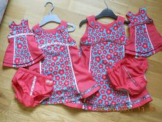 Oliver + S Tea Party Dresses