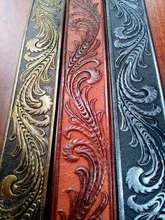 leather craft tutorial