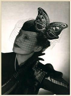 Fashion Model, c.1938, by George Saad