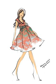 Kate Expectations: Maternity Designs for the Duchess of Cambridge (Nanette Lepore) [Courtesy Photo]