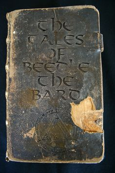 Tales of Beedle the Bard.  So cool!