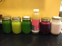 Three day juice cleanse recipes