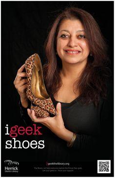 """i geek shoes"""