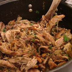 Crock Pot Carnitas and other healthy recipes