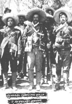 In the early morning darkness of March 9, 1916, guerrillas of the Mexican Revolution under General Francisco Pancho Villa attacked Columbus, New Mexico a small border town and military camp on what is now Pancho Villa State Park.