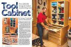 Complete Project Plans: Tool Cabinet