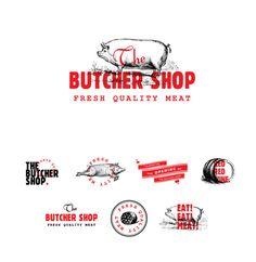 The Butcher Shop by Alexandros Mavrogiannis