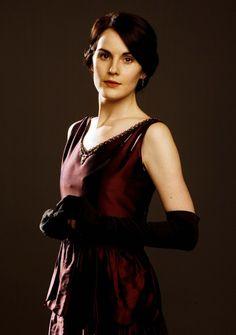 Lady Mary Crawley Dress