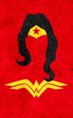 Superhero minimalist poster by thelincdesign