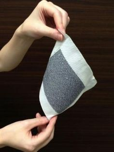 Japanese researchers say their solar-cell fabric would eventually let wearers harvest energy on the go
