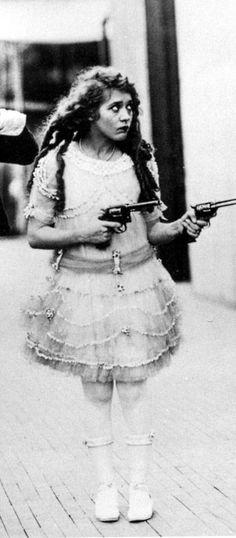 Bang bang, my baby shot me