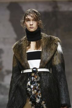 Marni Ready To Wear Fall Winter 2014 Milan - NOWFASHION