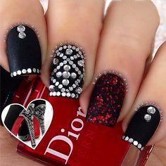 Louboutin Nails
