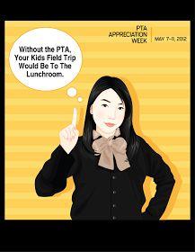 PTA Appreciation Week Posters