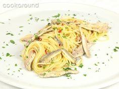 Pasta e alici: Ricetta Tipica Calabria | Cookaround