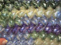 Crochet Galaxy Stitch | Crochet Geek - Free Instructions and Patterns ✿⊱╮Teresa Restegui http://www.pinterest.com/teretegui/✿⊱╮
