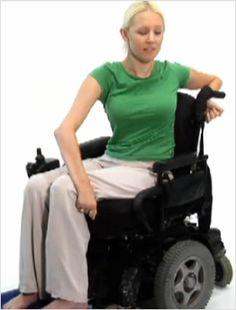 Wheelchair Yoga!