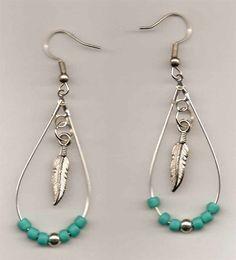 nativ american, native american art, bead earrings, beaded hoops native, native americans, beaded earrings, seed beads, feather, diy earring