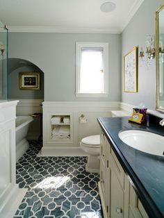 Santa Rita Cottage - craftsman - bathroom - san francisco - by FGY Architects