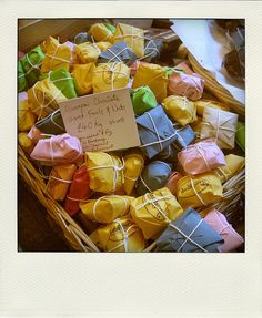 dip style, idea, weddings, chocol packag, wedding colors, lucki dip, soap, dips, style favour