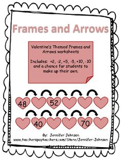 Frames And Arrows Worksheets For 1St Grade Worksheets for all ...