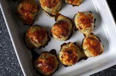 chicken pancetta meatballs by smitten, via Flickr