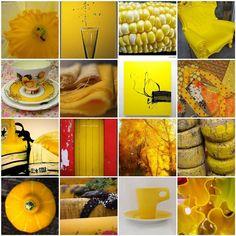 vie en, en jaun, la vie, yellow touch, crafti idea, small quantiti