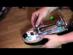 Skate Maintenance: Change Plate Cushions