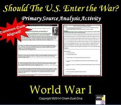 an analysis of the world war two for the united states and the great depression preceeding World war i was a war like no other and had lasting effects on the united states and the world photographs, maps, songs, poems, newspapers, posters, and soldiers' accounts explore the events and impact of this global conflict.