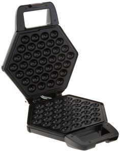 Amazon.com: CucinaPro Bubble Waffler, Black: Kitchen & Dining
