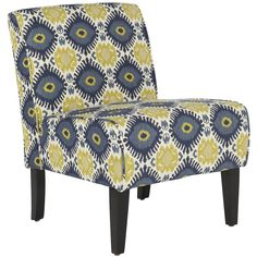 Safavieh MERCER LISIMBA CHAIR - Home - Furniture - Living Room Furniture - Living Room Chairs