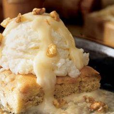 applebe blondi, brownie recipes, desert, copy cat recipe, sauces