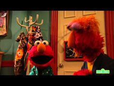 """Elmo and Louie sing a song about how even though Elmo might not be able to do certain things right now, he should keep trying and think """"I just can't do it, yet!"""" For more information check out: http://www.sesamestreet.org/challenges"""