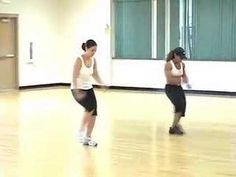 ANother Great Zumba cardio routine