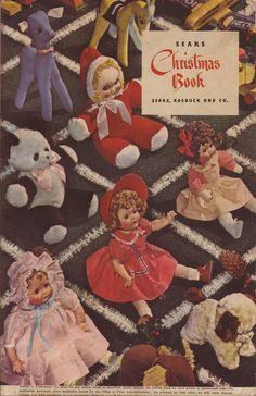 Sears Christmas Catalog