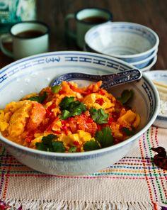 Chinese Tomato Eggs