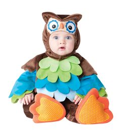 BABY OWL Costume - What A Hoot Deluxe Costume