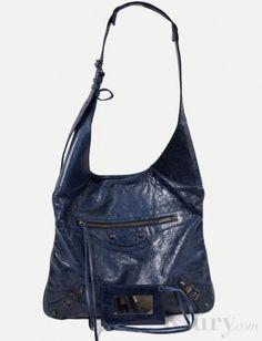 2008 Balenciaga Marine Besace Bag with RH