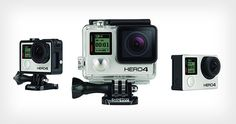 GoPro HERO4 is coming - 4K video recording at 30fps and a built-in touch display! http://www.motionvfx.com/B3687  #gopro #4k #hero4 #filmmaking