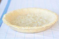 Almond Flour Pie Crust - S